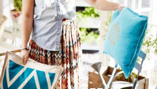 Kreative gør-det-selv projekter med tekstilfarve