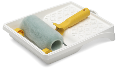 Basic 18 cm rullesæt jævn (Anlon)