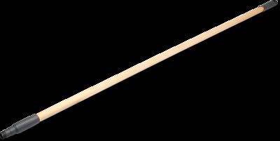 Træskaft universal 158 cm med gevind