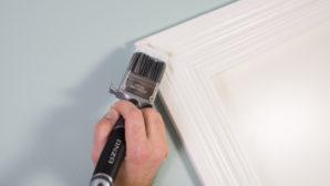Male lister, karme og paneler - detaljearbejde