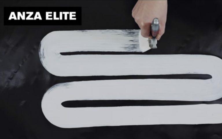 Anza Elite pensel opstrøgstest