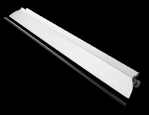 Tohånds-bredspartel for rullespartling 100 cm