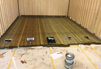 Test af terrasseværktøj