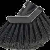 Vaskekost med buet børste
